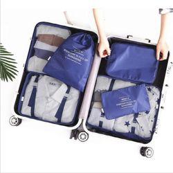 WISH U 여행용 파우치 세트 보조 가방