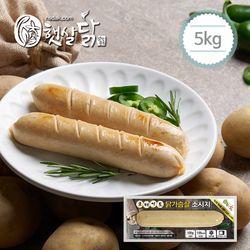 포테이토닭가슴살소시지 5kg(100gX50팩)