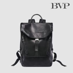 BVP 고급 천연소가죽 남성 백팩 B6001BIG
