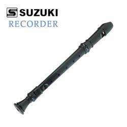 SUZUKI 스즈키 리코더 SRG-405 교육용 악기