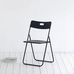 타운 접이식 의자 - 사각