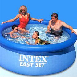 인텍스 에어 가족 풀장(244x76cm)