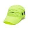 STGM POCKET CAMP CAP NEON GREEN