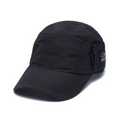 STGM POCKET CAMP CAP BLACK