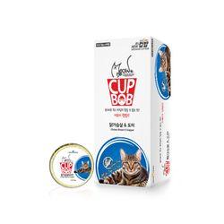 미요미 컵밥 닭가슴살 도미5가지맛 택1 고양이캔주식캔