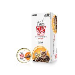 미요미 컵밥 닭가슴살5가지맛 택1 고양이캔주식캔
