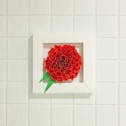 페이퍼플라워 카네이션만들기 DIY paper flower Carnation