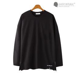 팔포 오버핏 긴팔 티셔츠 GLT-944