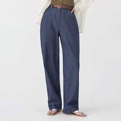 loop stitch wide pants