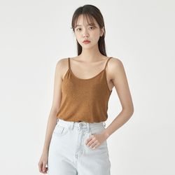 some thing linen sleeveless