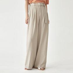 cool linen long pants