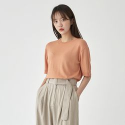 day color half knit
