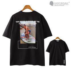 베이비 프린팅 반팔 티셔츠 GT-3159
