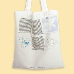 Tulip & Blue bag