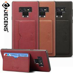 데켄스 M521 갤럭시 투 포켓 카드 지갑 가죽 핸드폰