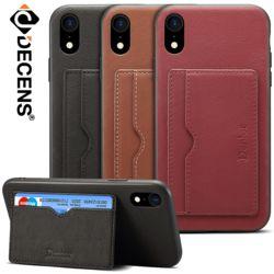 데켄스 M521 아이폰 투 포켓 카드 지갑 가죽 핸드폰