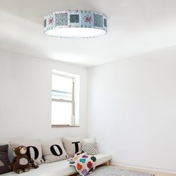 LED 플로라패치 방등 50W