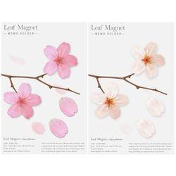 리프마그넷벚꽃