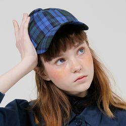 PFS BIG BUTTON CAP - BLUE CHECK