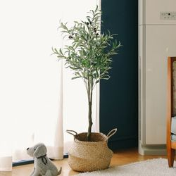 이우로피아 올리브 조화나무