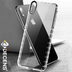 데켄스 M525 아이폰 리인포어스 클리어 젤리 핸드폰