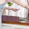 흡착 주방 설거지 실리콘 물막이 물튀김방지