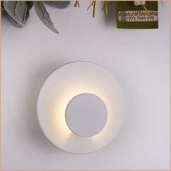 더블원형 벽등 LED 3W 화이트 인테리어등