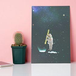 아트숨비 캔버스보드 8x10 김기연
