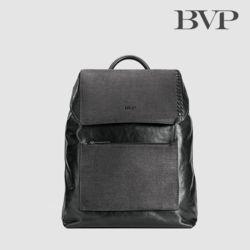 BVP 고급 천연소가죽 명품 남성 백팩 B6002