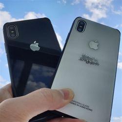 애플로고 전자파차단 스티커