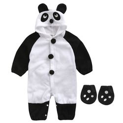 (겨울용)아장아장 팬더곰 우주복(6-36개월) 203751