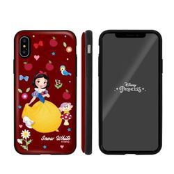 [T]디즈니 프린세스 도어범퍼 케이스.아이폰6(s)
