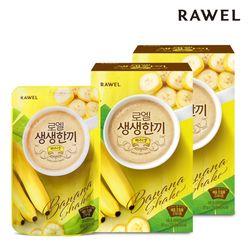 로엘 한끼 다이어트 쉐이크 바나나맛 30g x 14포 (2박스)