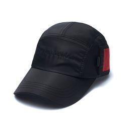 STIGMA X CALIPH ASH POCKET CAMP CAP BLACK