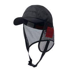 STIGMA X CALIPH ASH FISHING CAP BLACK