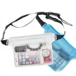 휴대용 멀티 베이직 방수파우치(수납방수팩)