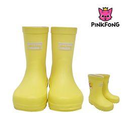 핑크퐁 큐티아기상어 아동입체고무장화 IBPFB20002