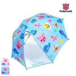 핑크퐁 40 물속패턴 장우산 IUPFU10006