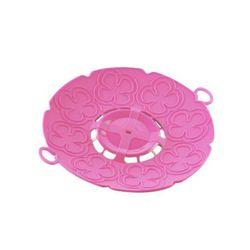 VAPO 실리콘뚜껑 넘침방지 덮개 핑크