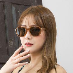 P7990 컬러 반투명 선글라스(케이스포함)