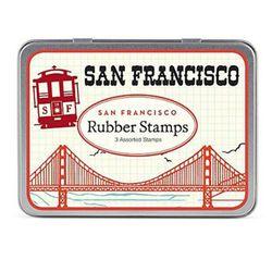 Cavallini미니스탬프세트-San Francisco
