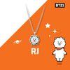 [BT21] 실버 목걸이 : RJ