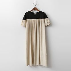 Linen Cotton Mimi Dress