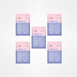 [무료배송+사은품증정] 저알러지 기능성 애견간식 블루베리츄잉50g x5봉(250g)
