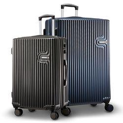브라이튼 롤리 프라임 24+28인치 2종세트 여행용캐리어 여행가방