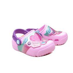 크록스 펀랩 라이트 204133-96A 핑크
