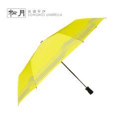 [송월우산] 카운테스마라 3단 스포티라인