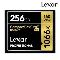 렉사 공식판매원 CF카드 1066배속 256GB