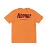 NOPNOF T-SHIRT ORANGE