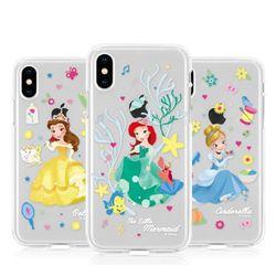 [T]디즈니 프린세스 젤리 케이스.아이폰5S(SE)